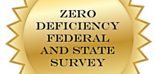Woodland Receives Zero-Deficiency Survey